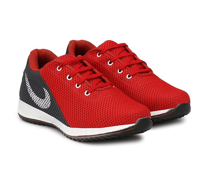 best leather sports shoes online