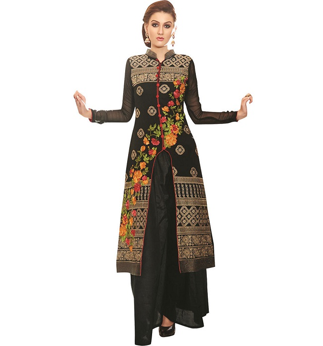 c9315714239 Latest Designer Kurtis with Different Cut Types - LooksGud.in