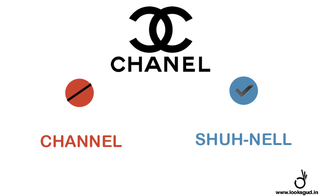 how to pronounce chanel fashion brand