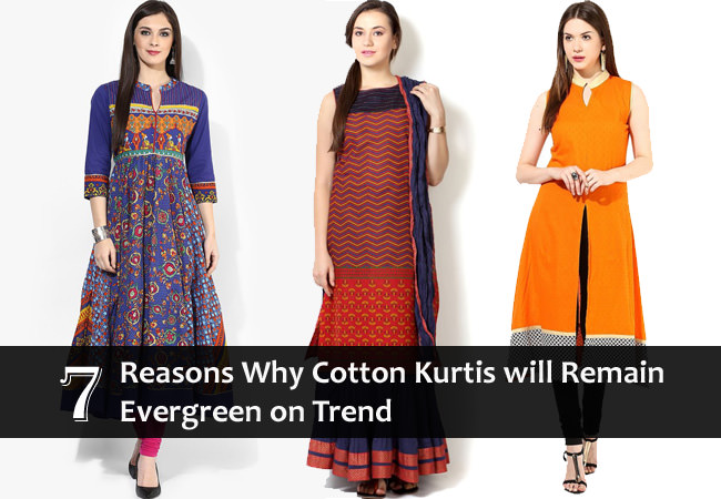 cotton kurti benefits, reasons why cotton kurti always remain in trend