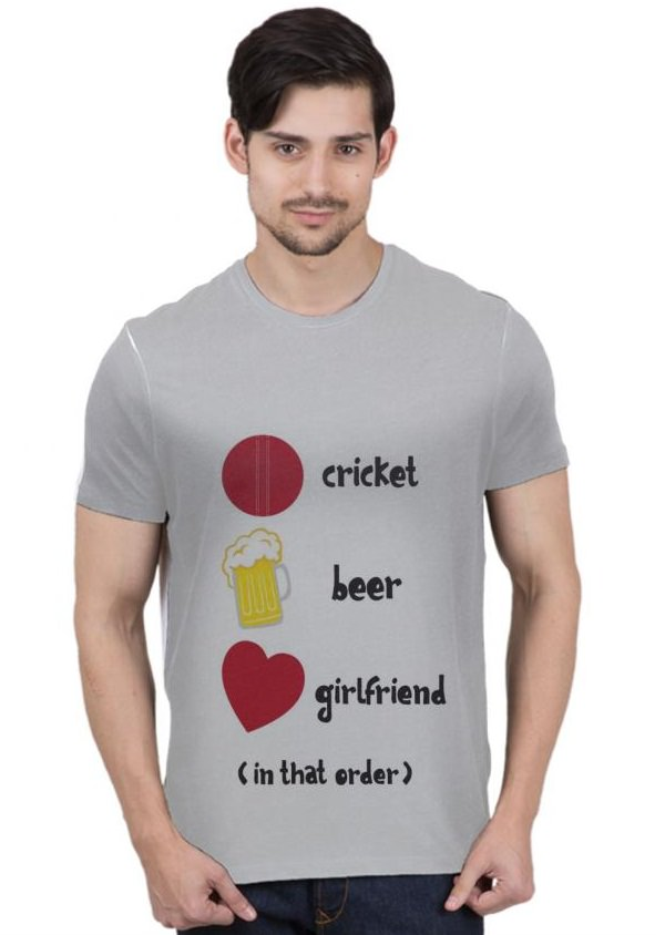Cricket funny slogan t shirts