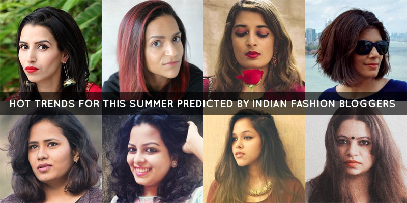 Summer trends by Indian Fashion Bloggers
