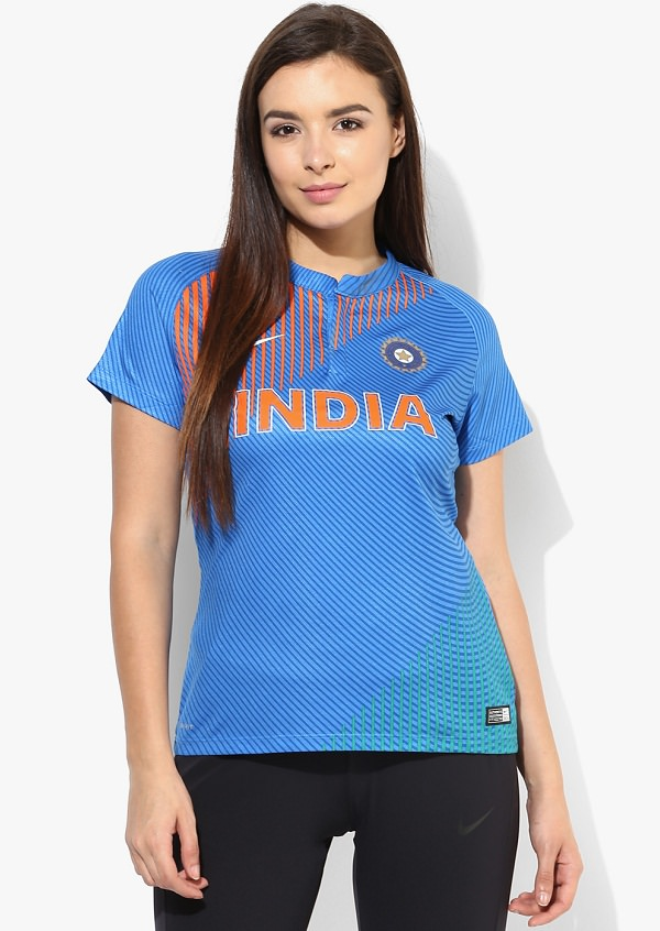 women's india cricket team t-shirt buy online
