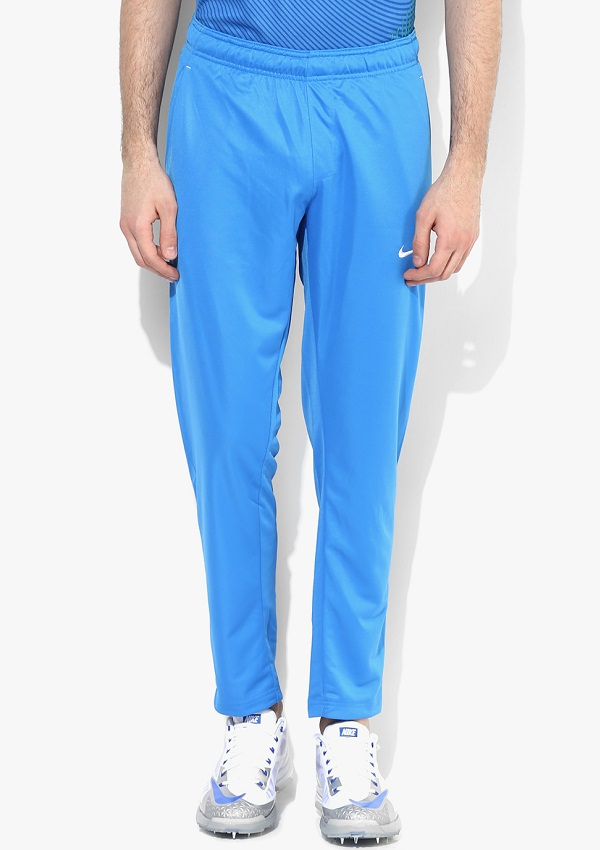Nike Indian Cricket team t20 world cup Blue Track Pant