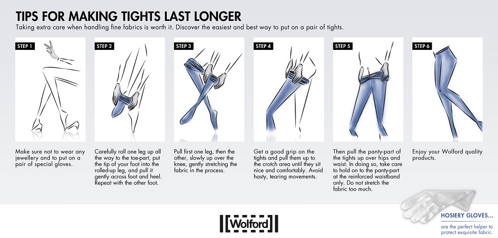 tips for making tights last longer