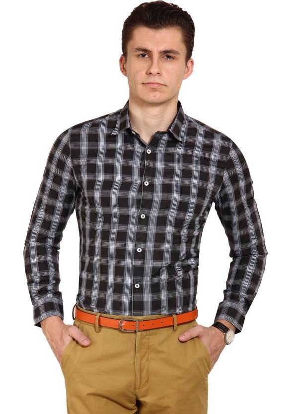 brooklyn-blues-mens-checkered-casual-multicolor-shirt