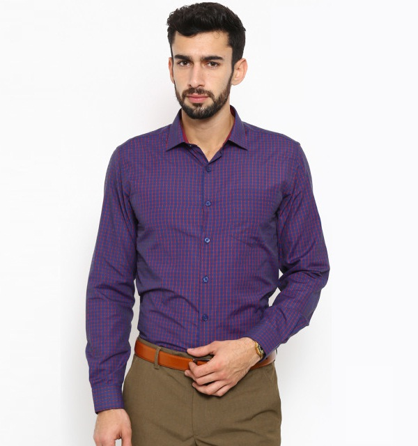 mark-taylor-men-blue-red-slim-fit-checked-formal-shirt