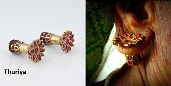 6f2211493e thuriya traditional earrings of assam, list of indian states and their  dresses