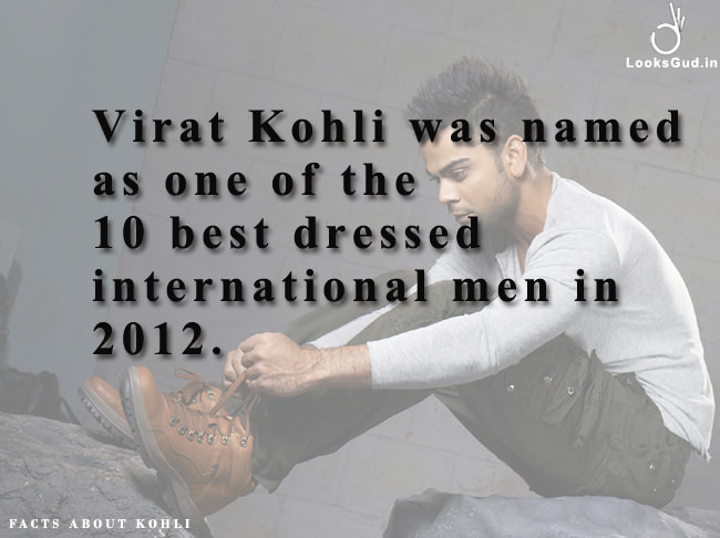 Facts About Virat Kohli That Will Surprise You