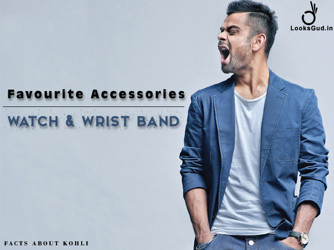 Facts About Virat Kohli and his style