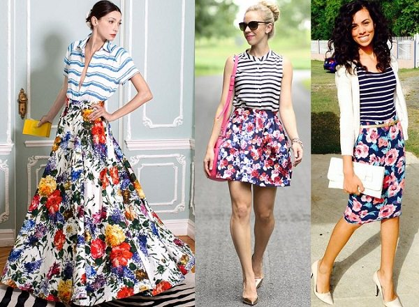 23978c177b Stylish and Fabulous Ideas to Wear Skirts in Style - LooksGud.in