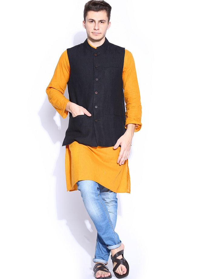 9 Styles to Look Charming in Nehru Jackets