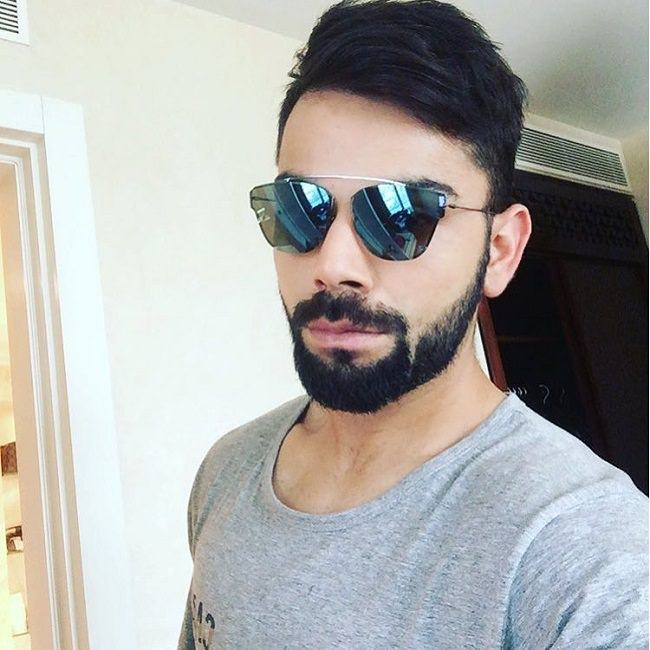 virat kohli in new sunnies dior sunglasses