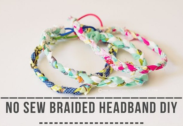 add some braided bracelets to the look