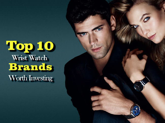 top 10 brands of watches
