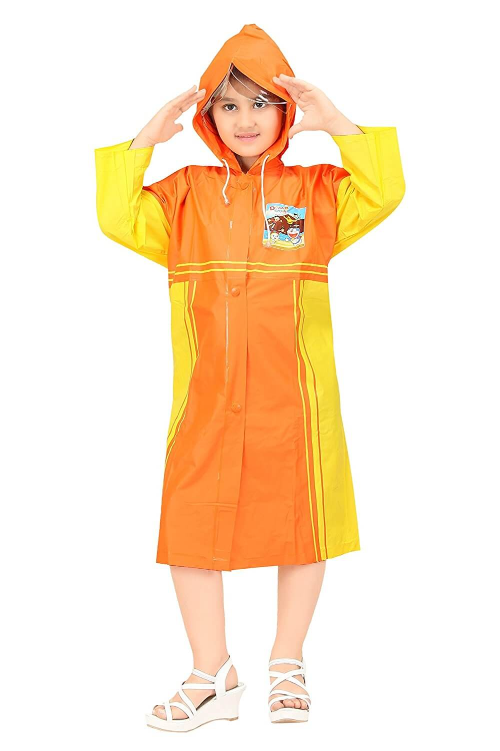 goodluck raincoat inline shopping