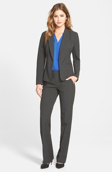 pant suit, interview dress for female