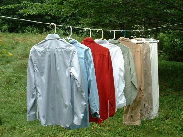 airdry clothes