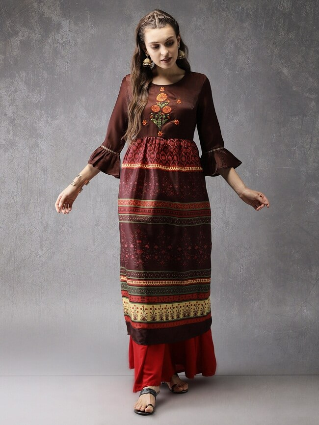 anouk ethnic kurtas wholesale