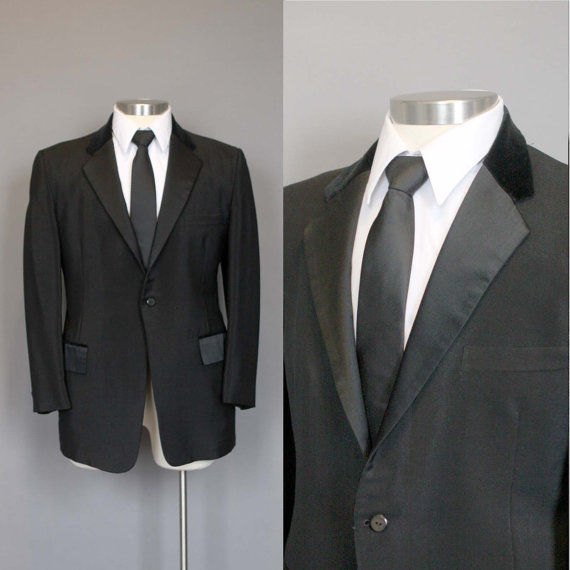 used cashmere and tuxedos