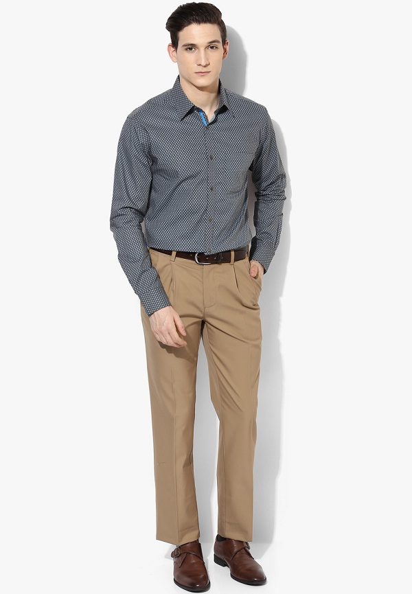 park-avenue-khaki-solid-slim-fit-formal-trouser