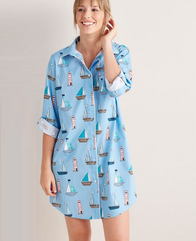 4279d193d9fb For all those humid nights when you feel stuffy and uncomfortable, sleep  shirt is at your rescue. It is super airy and you can pick from short  sleeve, ...