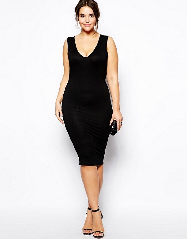 plus size dressing tips & ideas for women