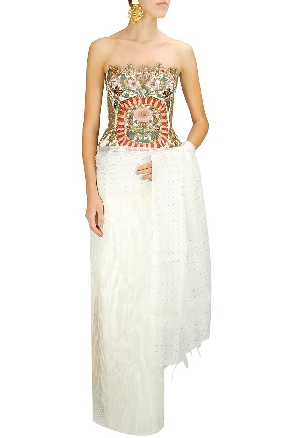off-white-sequins-weaved-sari-with-zari-embroidered-corset