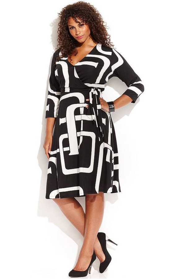 fe6506b7587 15 Fabulous Fashion Styling Tricks for Plus Size Woman - LooksGud.in