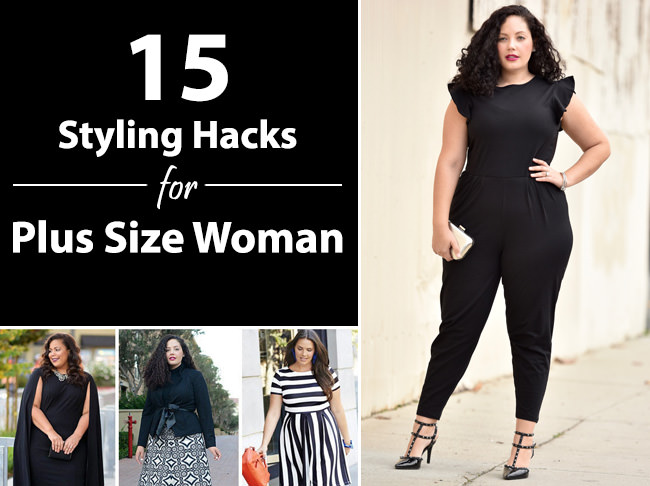 7af4d8723105 15 Fabulous Fashion Styling Tricks for Plus Size Woman - LooksGud.in
