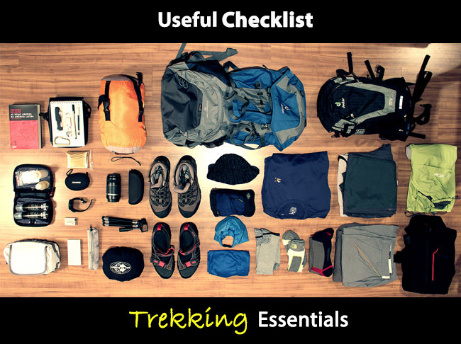 important hiking essentials to carry and how to pack a backpack