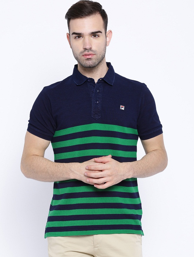 Top 11 t shirts brands for men to buy online in india for Branded polo t shirts