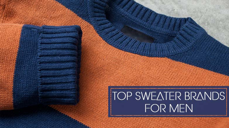 Top men's sweater brands