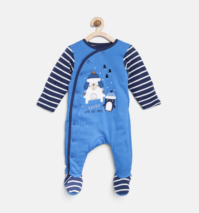 mothercare-nightwear, best baby night suit brands