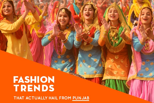 punjab fashion trends, latest fashion trends in punjabi