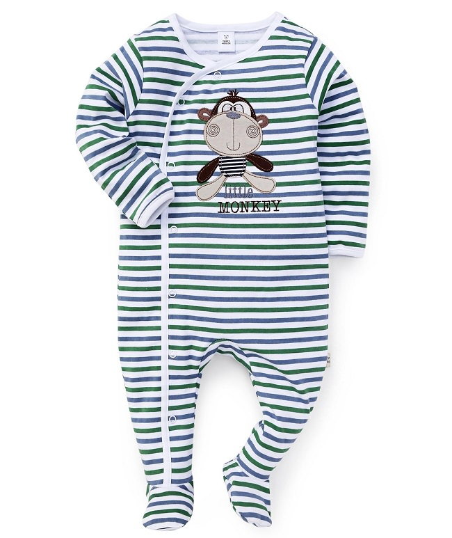 toffyhouse-night-suit, 10 best kids nightwear, kids night dress