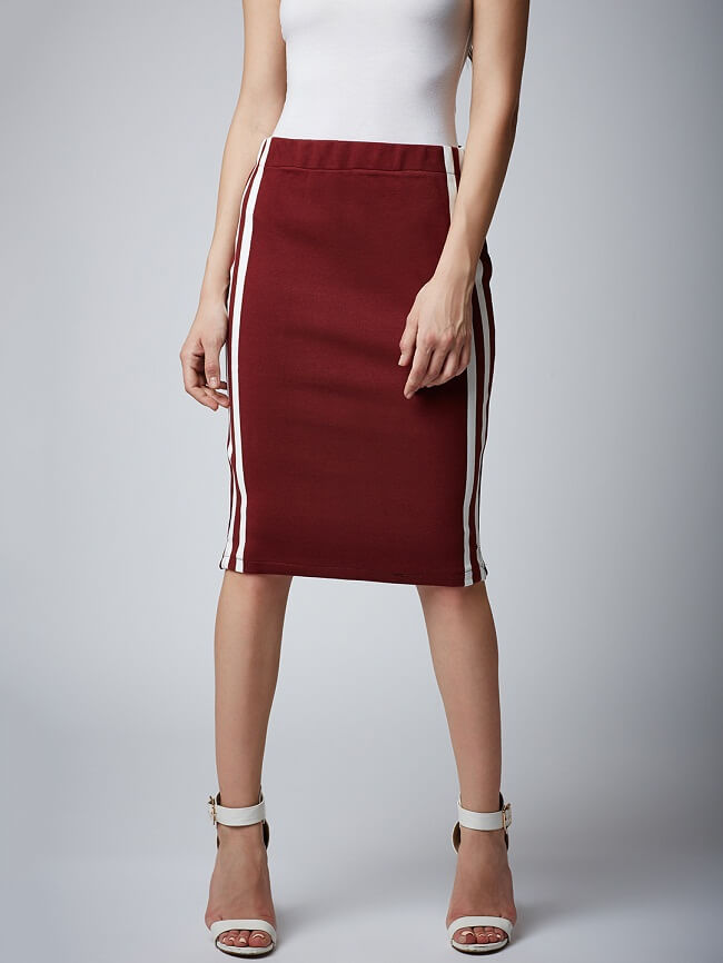 crop top and skirt set online india