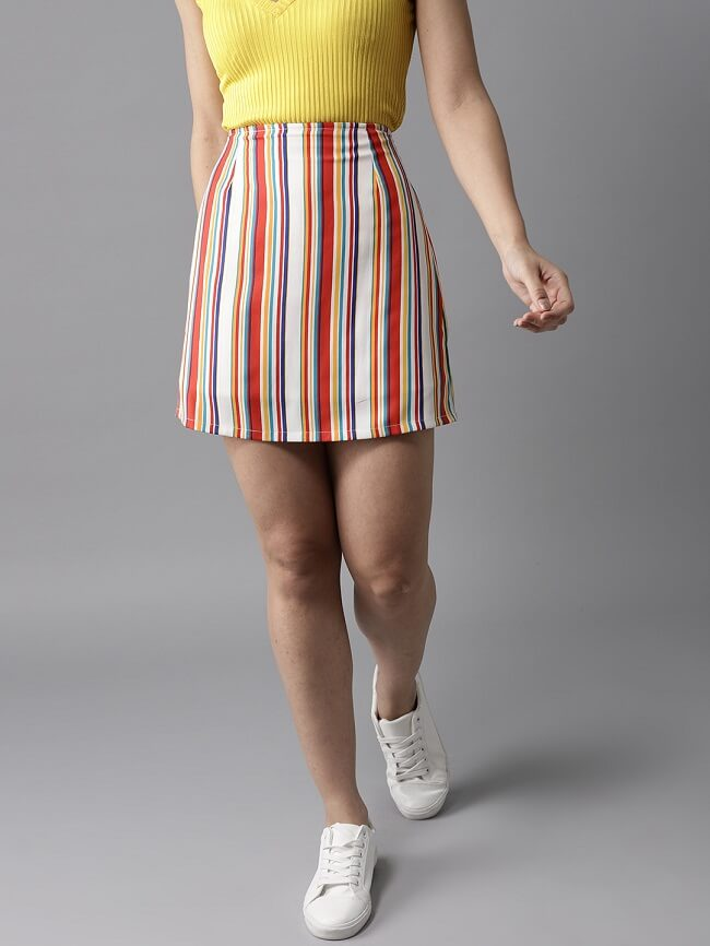 cotton tops for long skirts