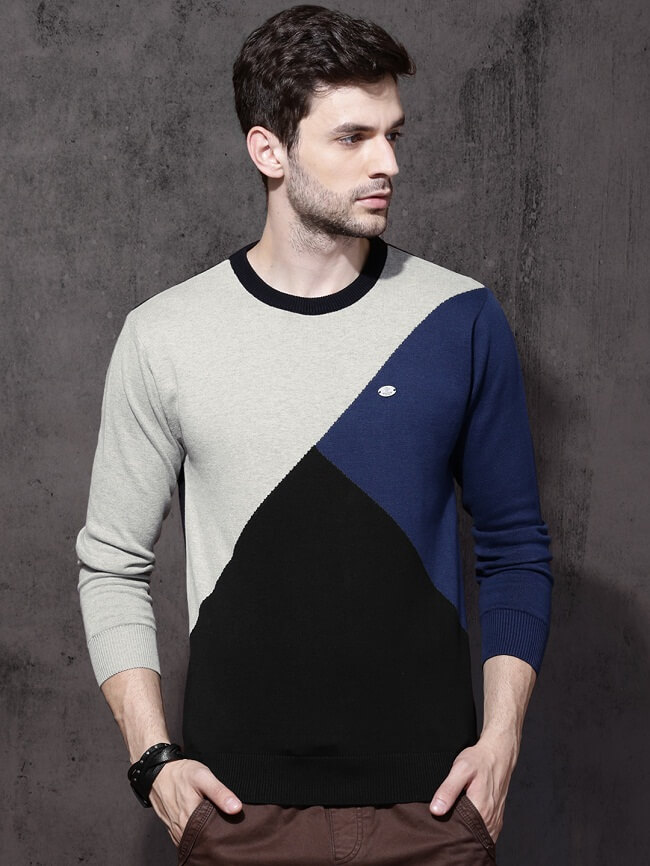 best sweater brands for men list india