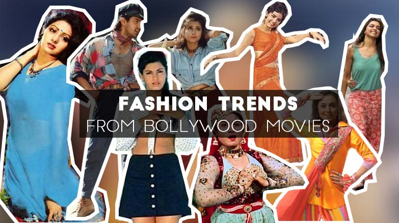 Bollywood movie inspired fashion trends