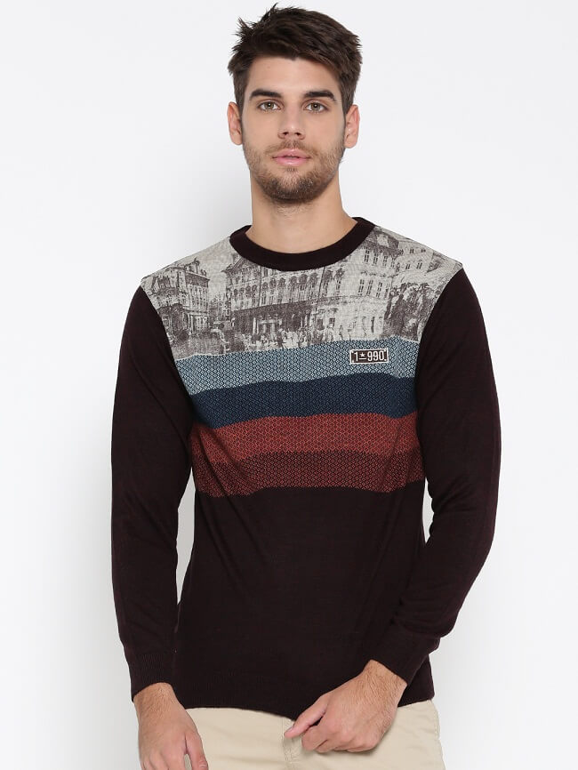 woolen sweaters for mens india