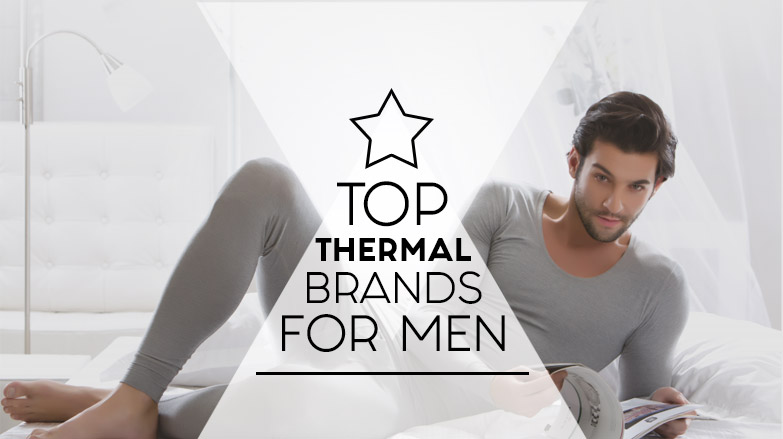 Top Men Thermalwear brands