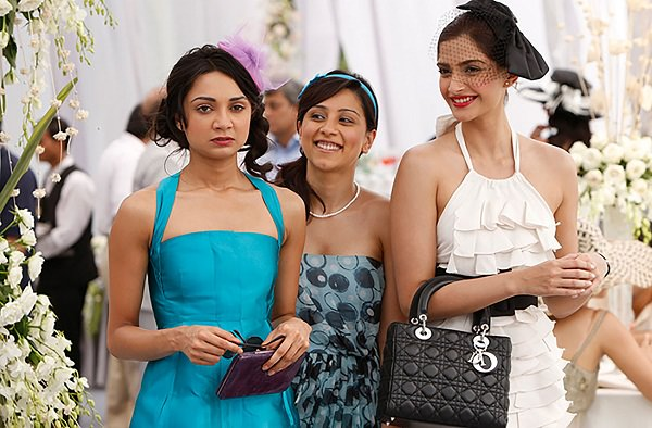 Sonam Kapoor and her girl squad wore 60 Dior dresses in the film Aisha