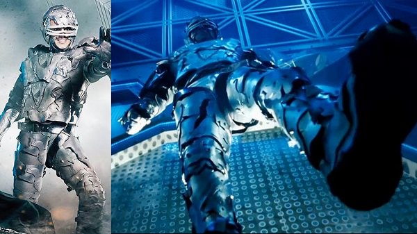Vivek Oberoi wore 23 kg outfit in Krrish 3