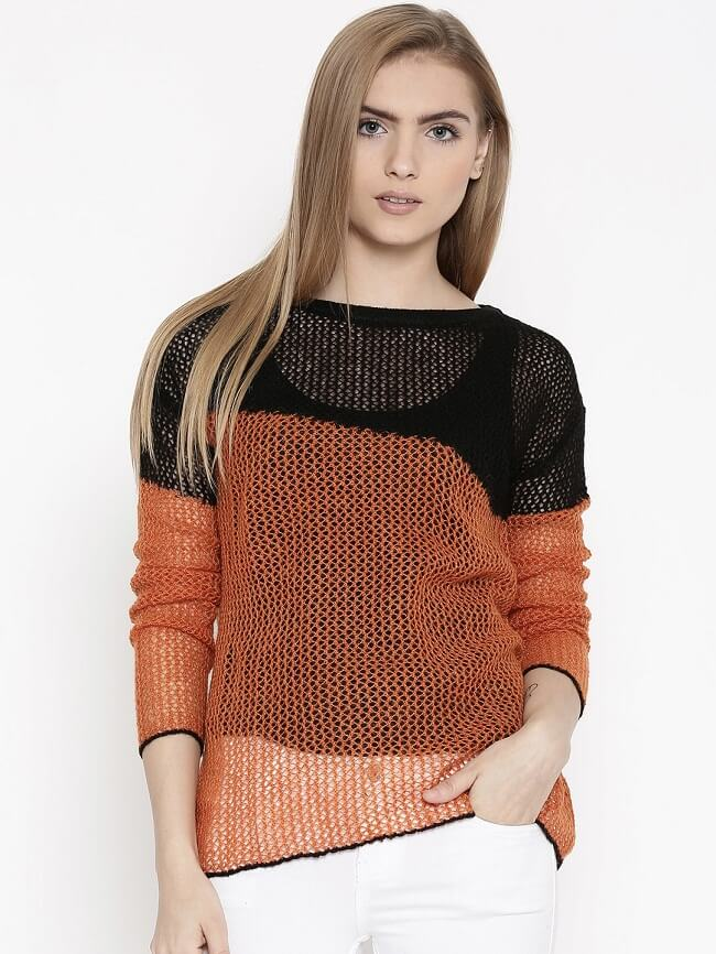 united colors of benetton sweater for women