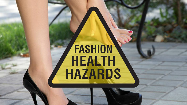 Health Hazards of Wrong Fashion
