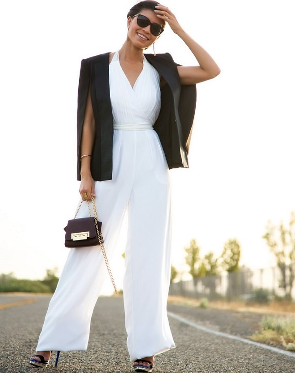 Jumpsuit with Entire Look