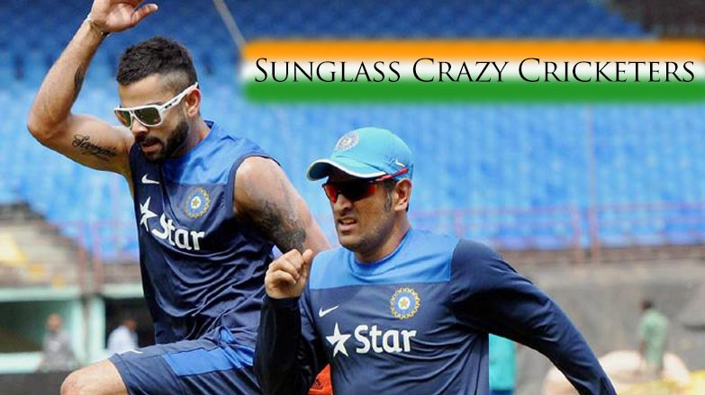 Sunglass Crazy Cricketers