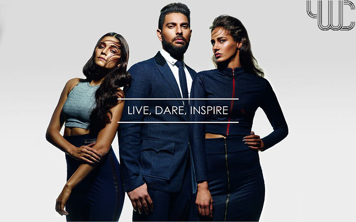 youwecan fashion brand by Yuvraj to buy clothes, jackets from online fashion store