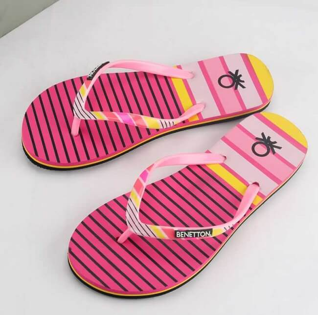ladies flip flops with price